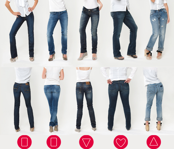 Jeans Tips | Samantha Hannah